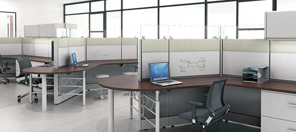 Herman Miller Ethospace by Friant